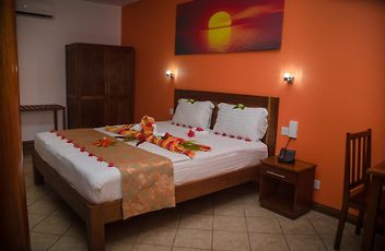 Sunset Reef Resort Spa Pointe Aux Piments Rates From 83
